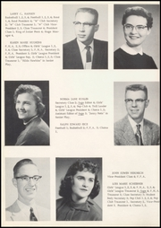 Page 14, 1957 Edition, Wilbur High School - Tomahawk Yearbook (Wilbur, WA) online yearbook collection
