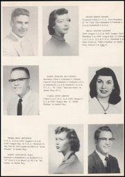 Page 15, 1957 Edition, Wilbur High School - Tomahawk Yearbook (Wilbur, WA) online yearbook collection