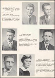 Page 16, 1957 Edition, Wilbur High School - Tomahawk Yearbook (Wilbur, WA) online yearbook collection