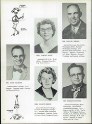 Page 10, 1960 Edition, Wilbur High School - Tomahawk Yearbook (Wilbur, WA) online yearbook collection