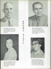 Page 12, 1960 Edition, Wilbur High School - Tomahawk Yearbook (Wilbur, WA) online yearbook collection