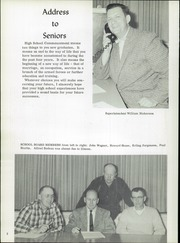 Page 8, 1960 Edition, Wilbur High School - Tomahawk Yearbook (Wilbur, WA) online yearbook collection