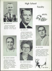 Page 9, 1960 Edition, Wilbur High School - Tomahawk Yearbook (Wilbur, WA) online yearbook collection