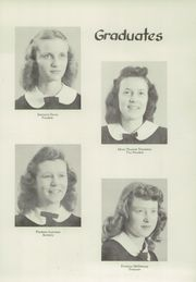 Page 11, 1946 Edition, Holy Names Academy - Manakata Yearbook (Spokane, WA) online yearbook collection