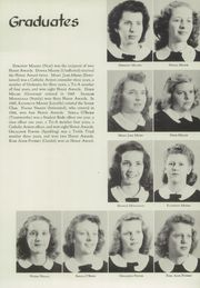 Page 15, 1946 Edition, Holy Names Academy - Manakata Yearbook (Spokane, WA) online yearbook collection