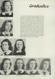 Page 16, 1946 Edition, Holy Names Academy - Manakata Yearbook (Spokane, WA) online yearbook collection