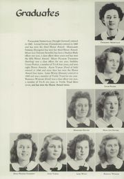 Page 17, 1946 Edition, Holy Names Academy - Manakata Yearbook (Spokane, WA) online yearbook collection