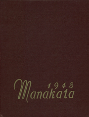 Holy Names Academy - Manakata Yearbook (Spokane, WA) online yearbook collection, 1948 Edition, Page 1