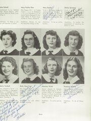 Page 15, 1948 Edition, Holy Names Academy - Manakata Yearbook (Spokane, WA) online yearbook collection