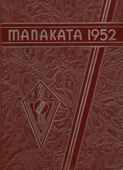 Holy Names Academy - Manakata Yearbook (Spokane, WA) online yearbook collection, 1952 Edition, Page 1