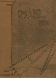 Holy Names Academy - Manakata Yearbook (Spokane, WA) online yearbook collection, 1954 Edition, Page 1