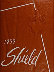 1959 Edition, East High School - Shield Yearbook (Bremerton, WA)