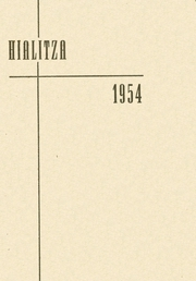 1954 Edition, Throp High School - Hialitza Yearbook (Throp, WA)