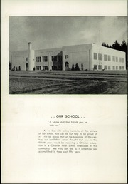 Page 6, 1950 Edition, Lynden Christian School - Excelsior Yearbook (Lynden, WA) online yearbook collection