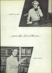 Page 13, 1955 Edition, Lynden Christian School - Excelsior Yearbook (Lynden, WA) online yearbook collection