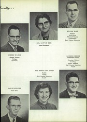 Page 15, 1955 Edition, Lynden Christian School - Excelsior Yearbook (Lynden, WA) online yearbook collection