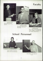 Page 16, 1962 Edition, Lynden Christian School - Excelsior Yearbook (Lynden, WA) online yearbook collection