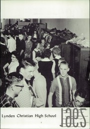 Page 7, 1962 Edition, Lynden Christian School - Excelsior Yearbook (Lynden, WA) online yearbook collection