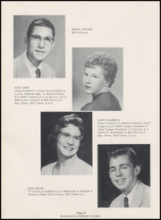 Page 12, 1959 Edition, Jenkins High School - Chewelan Yearbook (Chewelah, WA) online yearbook collection
