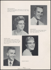 Page 13, 1959 Edition, Jenkins High School - Chewelan Yearbook (Chewelah, WA) online yearbook collection