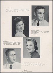 Page 15, 1959 Edition, Jenkins High School - Chewelan Yearbook (Chewelah, WA) online yearbook collection