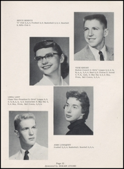 Page 17, 1959 Edition, Jenkins High School - Chewelan Yearbook (Chewelah, WA) online yearbook collection