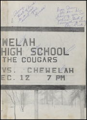 Page 3, 1959 Edition, Jenkins High School - Chewelan Yearbook (Chewelah, WA) online yearbook collection