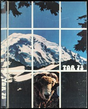 1973 Edition, Mount Rainier High School - Tor Yearbook (Des Moines, WA)