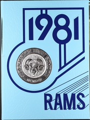 1981 Edition, Mount Rainier High School - Tor Yearbook (Des Moines, WA)