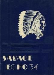 Page 1, 1954 Edition, Ione High School - Savage Echo Yearbook (Ione, WA) online yearbook collection