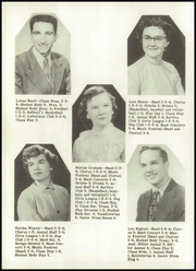 Page 10, 1954 Edition, Ione High School - Savage Echo Yearbook (Ione, WA) online yearbook collection