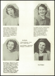 Page 11, 1954 Edition, Ione High School - Savage Echo Yearbook (Ione, WA) online yearbook collection