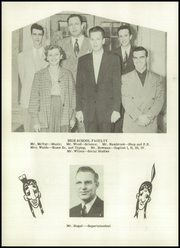 Page 8, 1954 Edition, Ione High School - Savage Echo Yearbook (Ione, WA) online yearbook collection