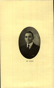 Page 10, 1921 Edition, Lincoln High School - Lincolnian Yearbook (Tacoma, WA) online yearbook collection