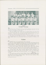 Page 126, 1930 Edition, Lincoln High School - Lincolnian Yearbook (Tacoma, WA) online yearbook collection