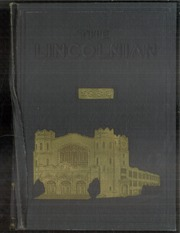 Lincoln High School - Lincolnian Yearbook (Tacoma, WA) online yearbook collection, 1932 Edition, Page 1