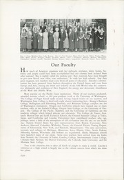 Page 14, 1934 Edition, Lincoln High School - Lincolnian Yearbook (Tacoma, WA) online yearbook collection