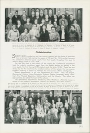 Page 15, 1936 Edition, Lincoln High School - Lincolnian Yearbook (Tacoma, WA) online yearbook collection