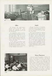 Page 16, 1936 Edition, Lincoln High School - Lincolnian Yearbook (Tacoma, WA) online yearbook collection