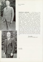 Page 16, 1937 Edition, Lincoln High School - Lincolnian Yearbook (Tacoma, WA) online yearbook collection