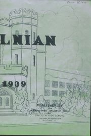 Page 7, 1939 Edition, Lincoln High School - Lincolnian Yearbook (Tacoma, WA) online yearbook collection