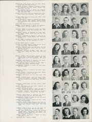 Page 25, 1946 Edition, Lincoln High School - Lincolnian Yearbook (Tacoma, WA) online yearbook collection