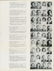 Page 27, 1946 Edition, Lincoln High School - Lincolnian Yearbook (Tacoma, WA) online yearbook collection
