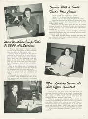 Page 14, 1948 Edition, Lincoln High School - Lincolnian Yearbook (Tacoma, WA) online yearbook collection