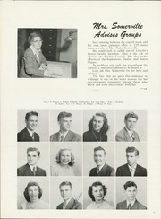 Page 16, 1948 Edition, Lincoln High School - Lincolnian Yearbook (Tacoma, WA) online yearbook collection