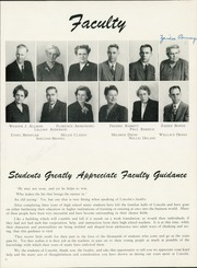 Page 17, 1948 Edition, Lincoln High School - Lincolnian Yearbook (Tacoma, WA) online yearbook collection