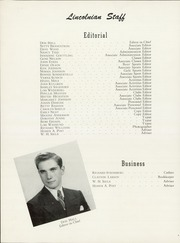Page 8, 1948 Edition, Lincoln High School - Lincolnian Yearbook (Tacoma, WA) online yearbook collection