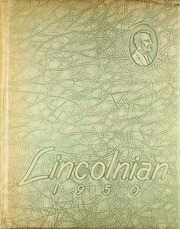 Page 1, 1950 Edition, Lincoln High School - Lincolnian Yearbook (Tacoma, WA) online yearbook collection