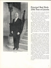 Page 12, 1950 Edition, Lincoln High School - Lincolnian Yearbook (Tacoma, WA) online yearbook collection