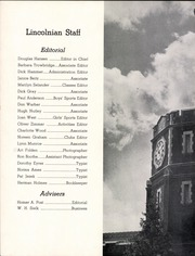 Page 8, 1950 Edition, Lincoln High School - Lincolnian Yearbook (Tacoma, WA) online yearbook collection